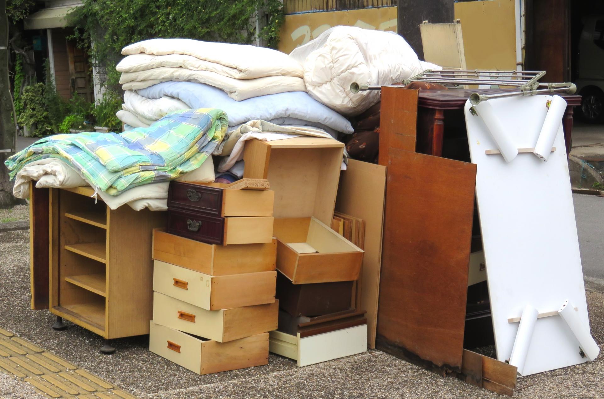浅草で粗大ごみ・不用品回収をお考えの方へ:台東区 - 粗大ごみ受付