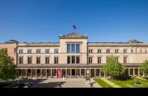 ベルリン国立博物館群のエジプト博物館とは